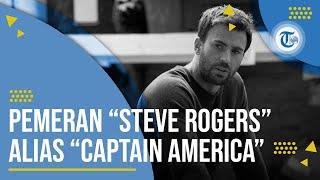 Profil Chris Evans Aktor Film Layar Lebar
