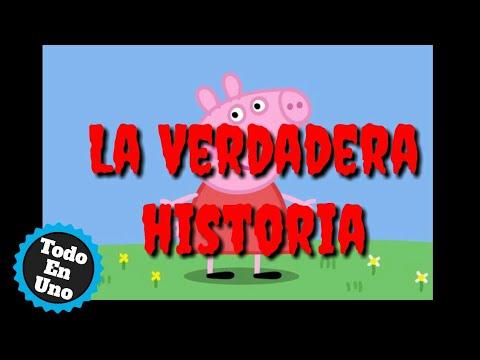 La Historia Real De Peppa Pig La Verdadera Historia De Peppa Pig