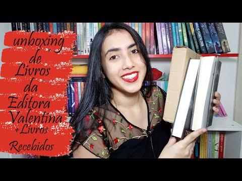 ?Unboxing | Editora Valentina+ Livros Recebidos ? | Leticia Ferfer | Livro Livro Meu