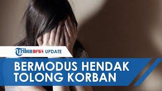 Ibu Enam Anak Diperkosa di Kebun Sawit, Pelaku Bermodus Hendak Tolong Korban Berjualan Gorengan