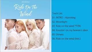 [Full Album] KARD – Ride On The Wind