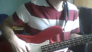 Rocketrocketrocketship by the ASOB - bass cover