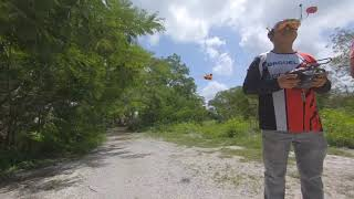 Drones estabilizados vs FPV