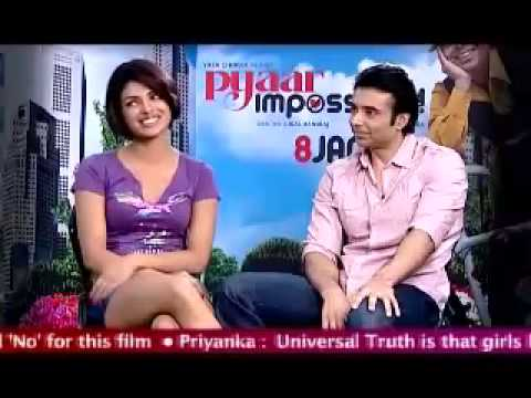Pyar Impossible couple share their personal PYAAR experiences