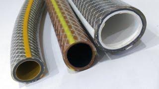 5-layer garden hose extrusion