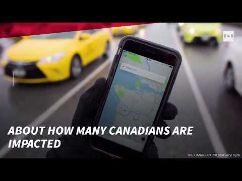 Uber won't say how many Canadians were affected by hack