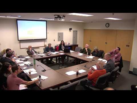 City Council Budget Work Session 11.7.18