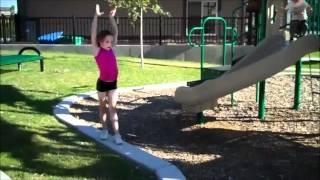 Amazing gymnast sage! - Most Popular Videos