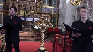 Ensemble InCantus - Agni Parthene trad. ortodosso (el. R. Schioppa)