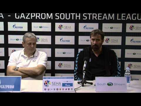 PPD Zagreb - Nexe Post-Match Press conference