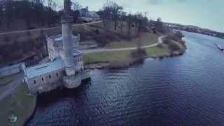Potsdam babelsberg phantom fpv fatshark - quadcopter aerial photography and cinematography hd 1080p