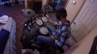 Dance Gavin Dance - Carve (Drum Cover)