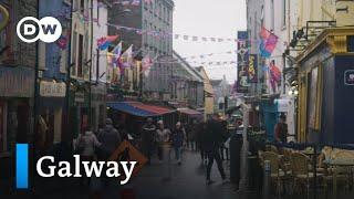 Die Europäische Kulturhauptstadt 2020 Galway In Irland | Euromaxx