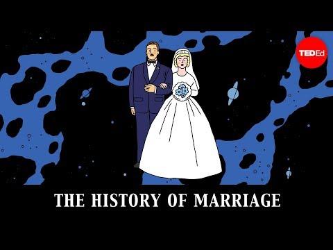 Historie manželství