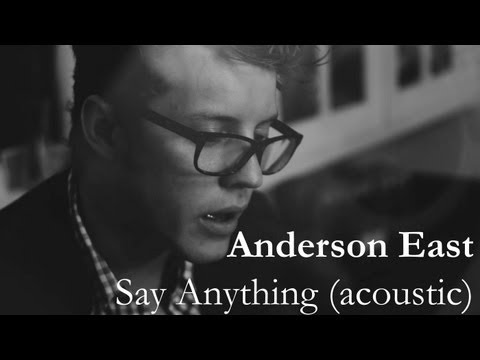 Say Anything (Acoustic)