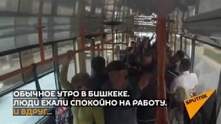 Юные кыргызстанцы просят Назарбаева и Атамбаева помириться
