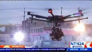 Resultado de imagen para venezuela magnicidio drones interceptados