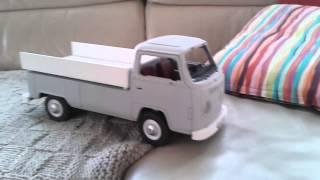 Testfahrt VW T2 4x4