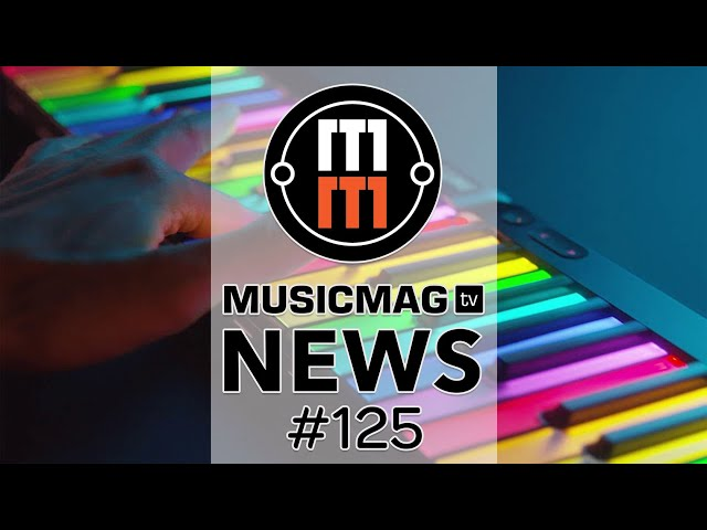 MUSICMAG TV NEWS #125: Roli Lumi, Isla SP-2400, Izotope Neutron 3 и др.