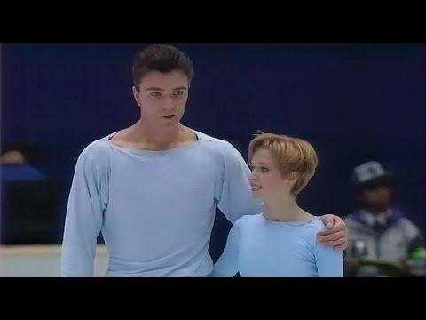 [HD] Berezhnaya & Sikharulidze - 1998 Nagano Olympics - SP - Елена Бережная и Антон Сихарулидзе видео