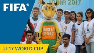 Join the India 2017 team!