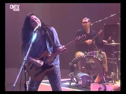 Celeste Carballo video Azul - CM Vivo 1997