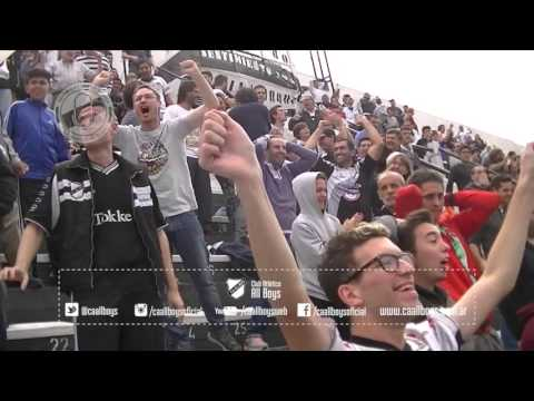 """FECHA 9: ALL BOYS 5 - 2 CHICAGO"" Barra: La Peste Blanca • Club: All Boys"