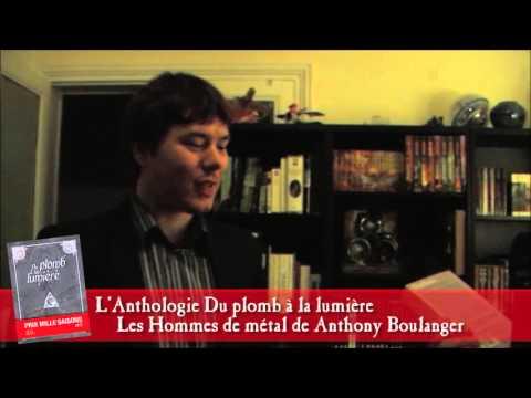 Vidéo de Anthony Boulanger
