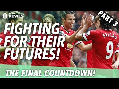 Fighting For Their Futures | The Final Countdown Debate - Part 3 | Full Time Devils