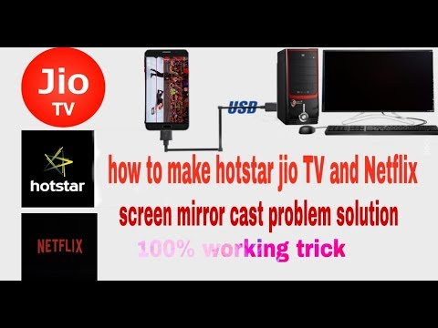 HOW TO CAST HOTSTAR ON ANDROID TV WITH SMARTPHONE FOR FREE | NO ROOT