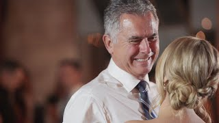 EMOTIONAL Father of the Bride's Speech Will Make You Cry! | Sean Kenney Films