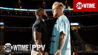 Paul vs. Woodley: Kick-Off Press Conference   Recap   Sunday, August 29th On SHOWTIME PPV