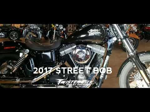 2017 Harley-Davidson® Street Bob® : FXDB
