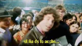 The Doors - End Of The Night (subtítulado en español)