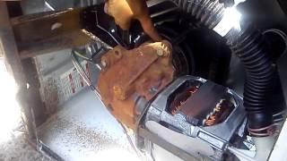 Lavadora Whirlpool   No centrifuga