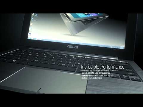 Asus TAICHI31-CX018H Convertible Touch Ultrabook