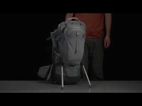 Thule Sapling 210202 gyerekhordozó hátizsák, szürke