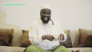 Futuwwa Extract - The Most Generous of Men -Shaykh Ibrahim Osi-Efa