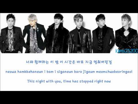 B.A.P - Body & Soul [Hangul/Romanization/English] Color & Picture Coded HD