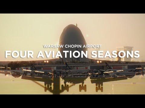 The Four Aviation Seasons (Aviation Movie)