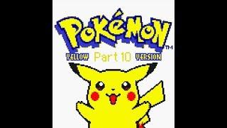 Let's Play: Pokémon Yellow Version! Part 10 - Thunder Thrashing!