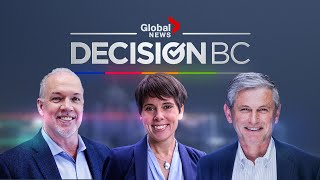 BC election 2020: NDP projected to form majority government l FULL LIVE SPECIAL