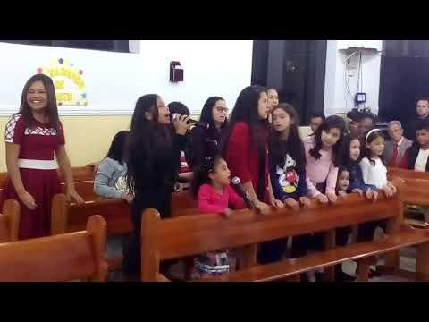 ADD Boa Esperança II 27/05/2018   Crianças cantam: Inocência