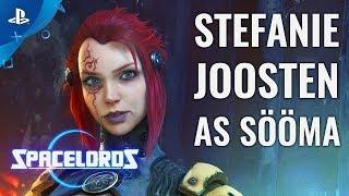 Spacelords - Stefanie Joosten as Sööma | PS4