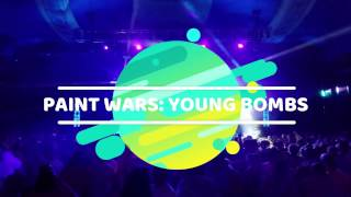 Young Bombs Live @ Paint Wars At The Rave 4817