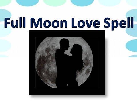 Powerful full moon love spells ||