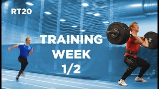 Sprint Training Week | Road To 20
