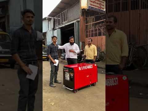 7.5 Kw Soundproof Petrol Generator