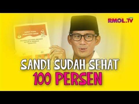 Kumpul Bareng Jubir Squad, Sandi Sehat 100 Persen