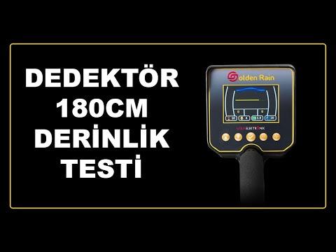 180cm Derinlik Testi